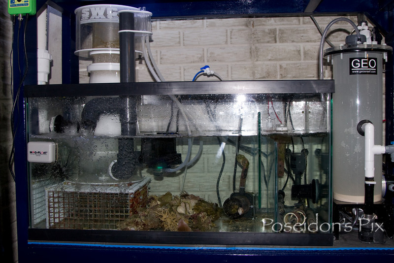Sump in use with equipment. image via R2R member Poseidon
