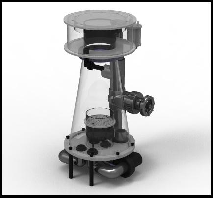 Avast Marine CS3 Cone Skimmer