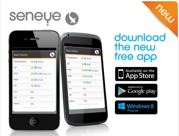 seneye app