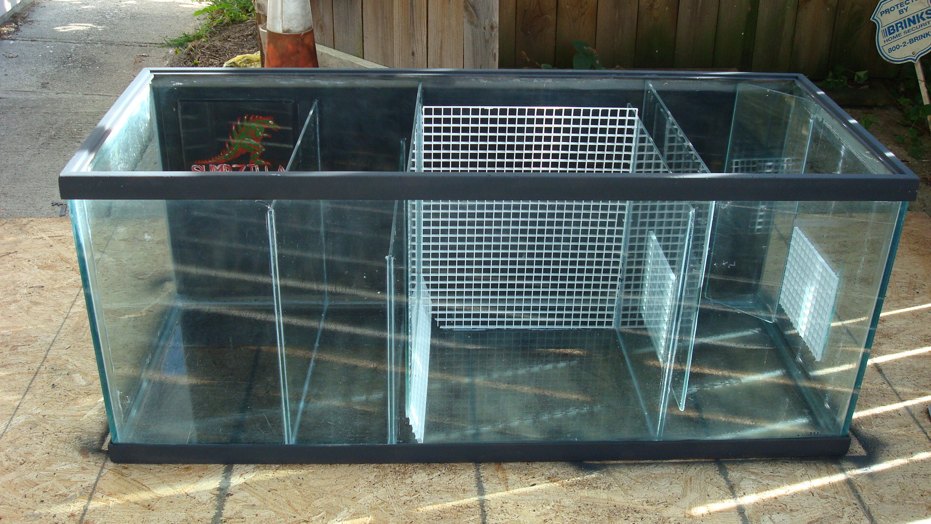This And Any Sump Is A Very Easy Way To Increase Your Tanks Efficiency Volume If You Have Small Stand Will Need Get Creative
