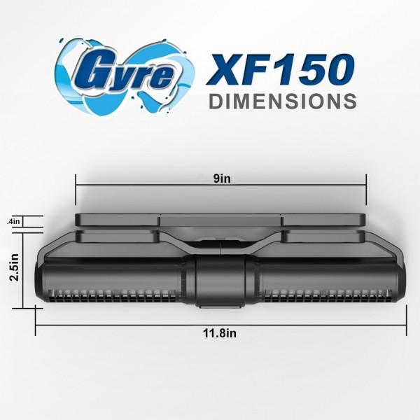 gyrexf150_dimensions